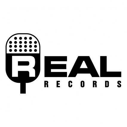Real records