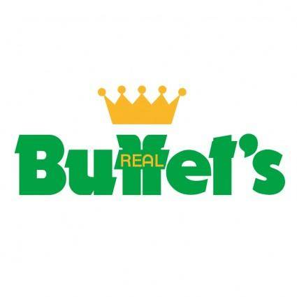 free vector Real buffets