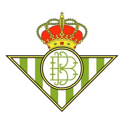 free vector Real betis