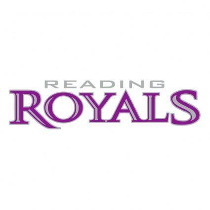 free vector Reading royals 4