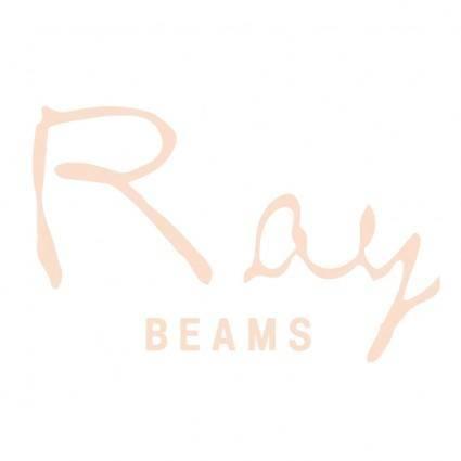 free vector Ray beams