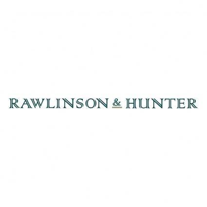 Rawlinson hunter 0