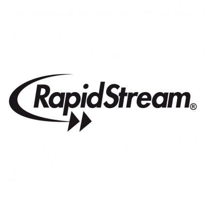 free vector Rapidstream 0