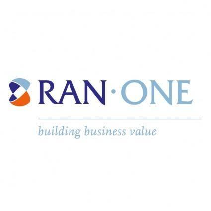 Ran one