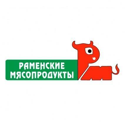 free vector Ramenskie myasoprodukty
