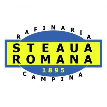 free vector Rafinaria steaua romana