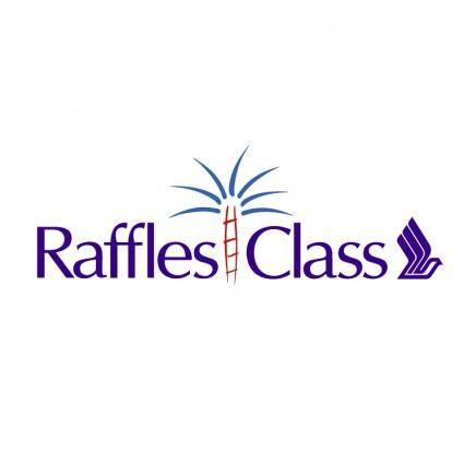 Raffles class
