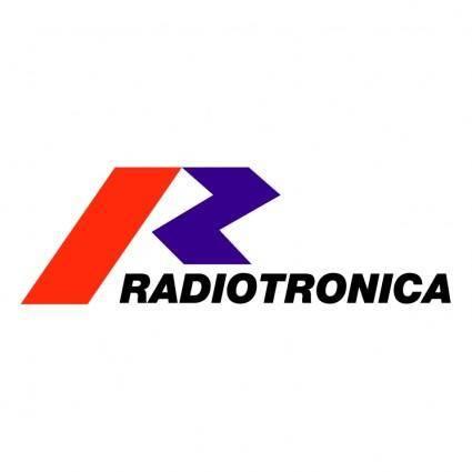 free vector Radiotronica