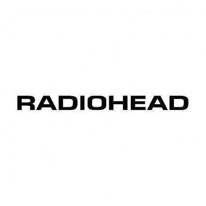 free vector Radiohead