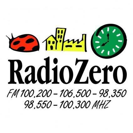 Radio zero 0