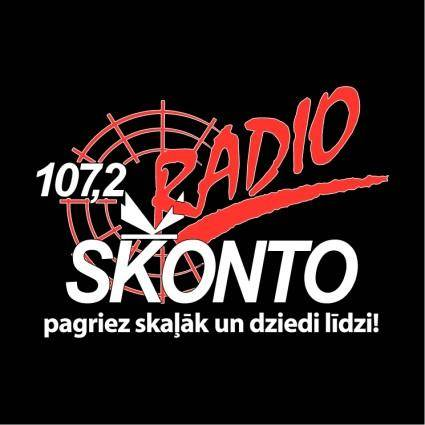 free vector Radio skonto 1
