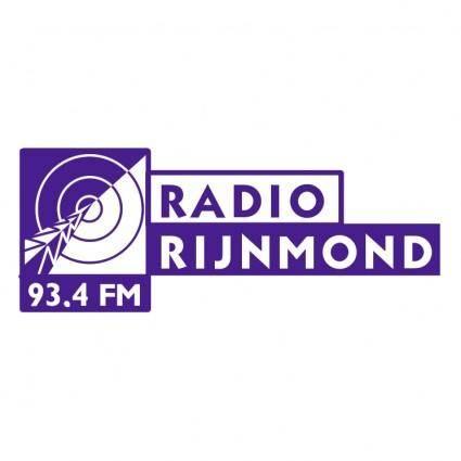 free vector Radio rijnmond