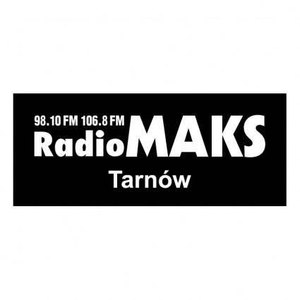 free vector Radio maks tarnow