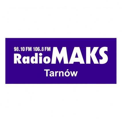 free vector Radio maks tarnow 0