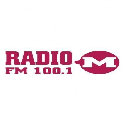 free vector Radio m 0