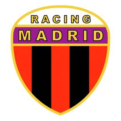 free vector Racing de madrid