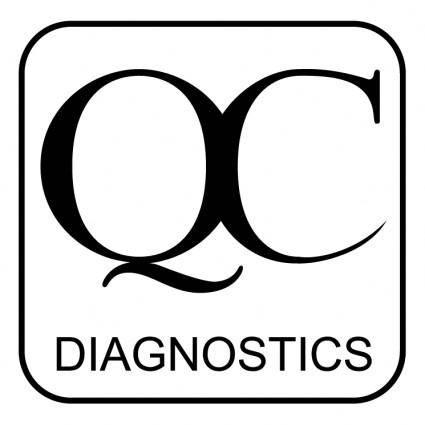 Qc diagnostics