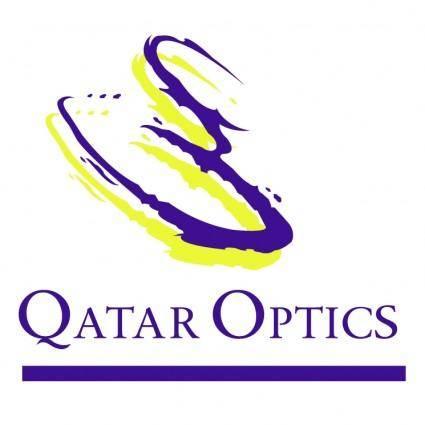 free vector Qatar optics