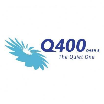 free vector Q400 dash 8
