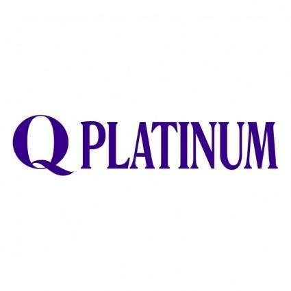 Q platinum