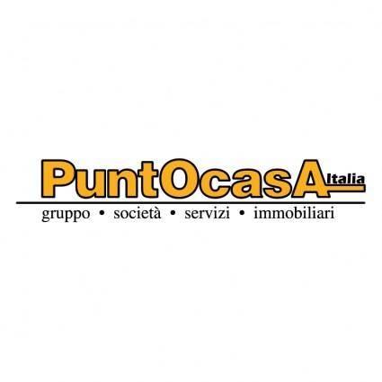 free vector Puntocasa italia