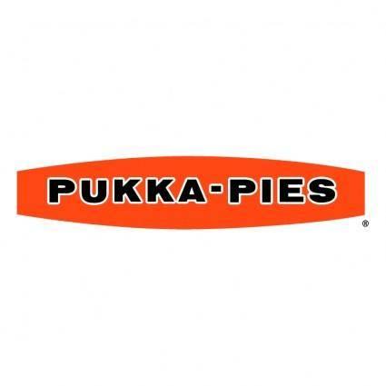 free vector Pukka pies