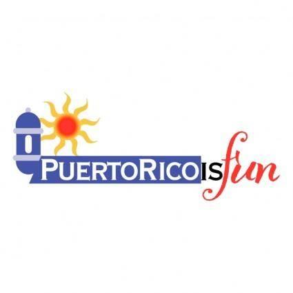 free vector Puerto rico is fun