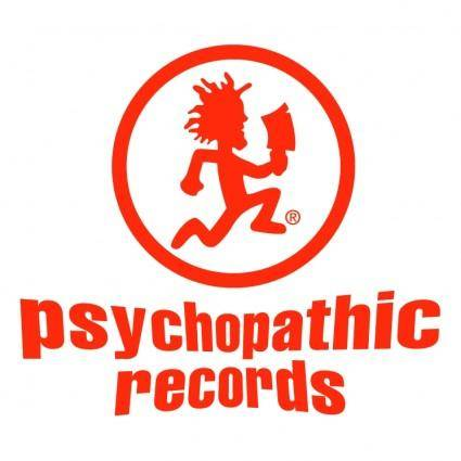 free vector Psychopathic records