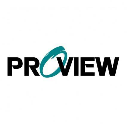 free vector Proview technology