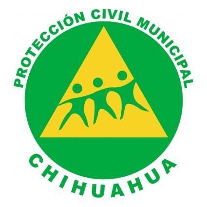 free vector Proteccion civil municipal