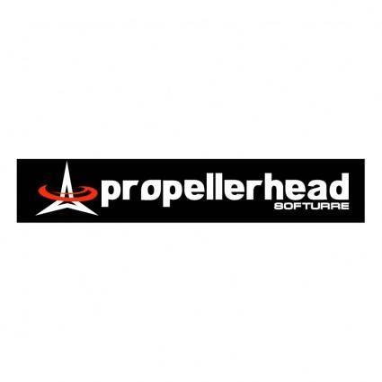 free vector Propellerhead