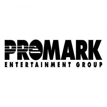 free vector Promark entertainment group