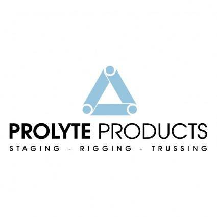 Prolyte products
