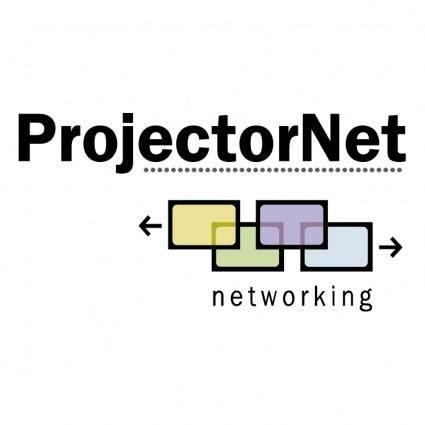 Projectornet