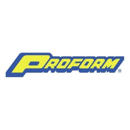 Proform 0