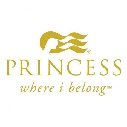 free vector Princess cruises 0