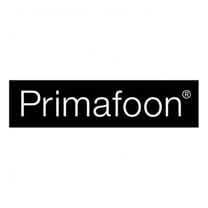 free vector Primafoon 0