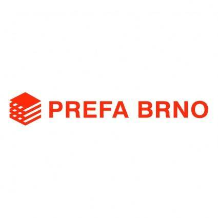 free vector Prefa brno