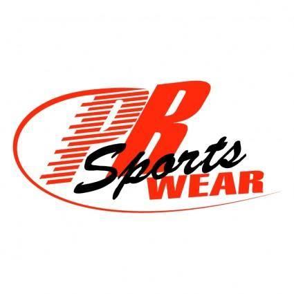 free vector Pr sportswear