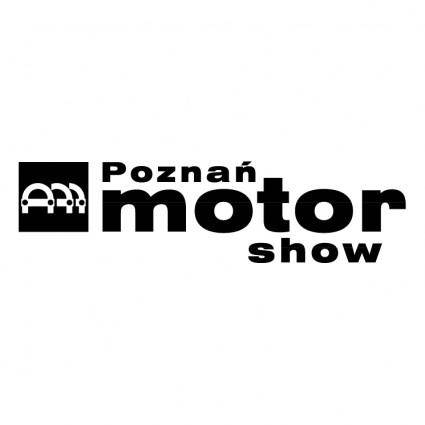 free vector Poznan motor show