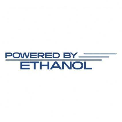 Powered by ethanol