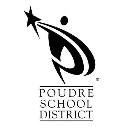free vector Poudre school district