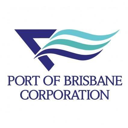 free vector Port of brisbane corporation