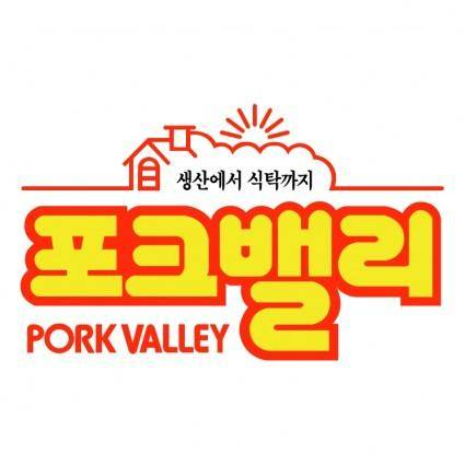 Pork valley