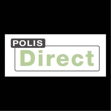 free vector Polis direct 0