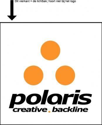 free vector Polaris creative backline