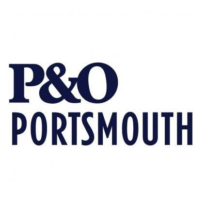 free vector Po portsmouth