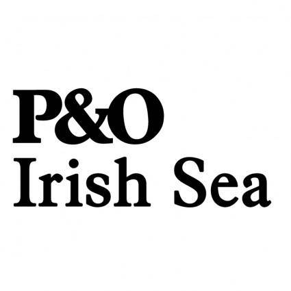 free vector Po irish sea