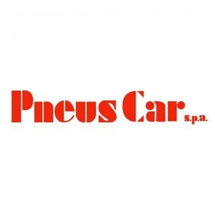 Pneus car