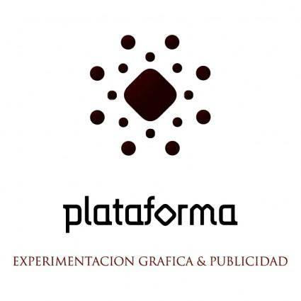 free vector Plataforma
